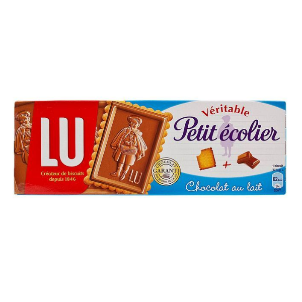 LU Petit Ecolier Milk Chocolate 150g product image