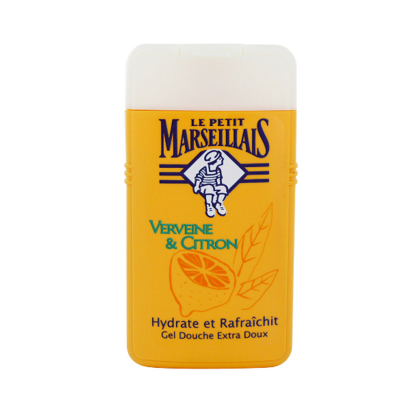 Le Petit Marseillais Lemon and Verbena Shower Gel 250ml