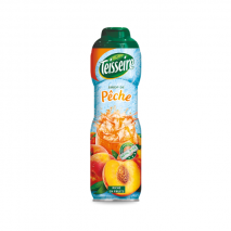 (ARRIVING END OF JANUARY 20) Teisseire Peach Syrup 600ml