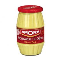 Amora Mustard (Moutarde De Dijon) 440g