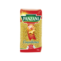 (ARRIVING END OF JANUARY 20) Panzani Coquillettes Pasta 8min 500g