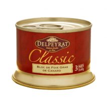Delpeyrat Block of Foie Gras 120g