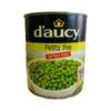Daucy Extra Fine Peas 280g product image
