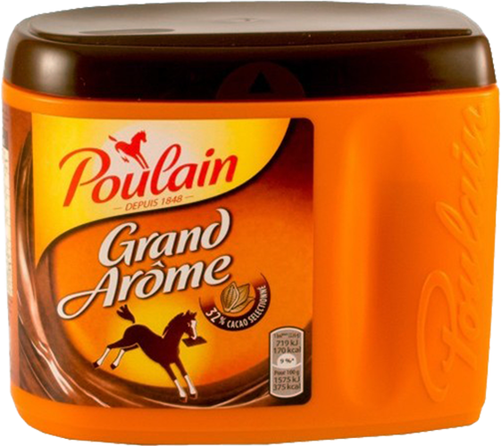 Poulain Grand Arome Hot Chocolate 450g