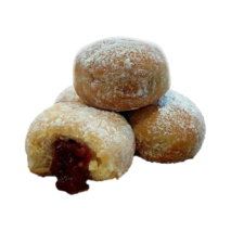 French Red Fruit Donut/Beignets (Pick up from VIC Markets only)