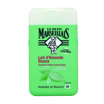 (COMING EARLY MARCH 2021) Le Petit Marseillais Shower Cream Sweet Almond 250ml
