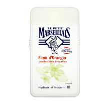 (COMING MID AUGUST 2020) Le Petit Marseillais Shower Cream Orange Blossom 250ml