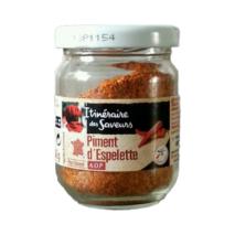 (COMING MID AUGUST 2020) Itinéraire des Saveurs Piment d'Espelette AOP 40g