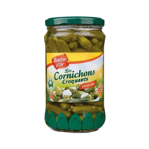 (ARRIVING END OF JANUARY 20) Bouton d'Or Extra Fine Cornichon 185g