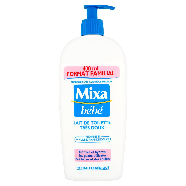 Mixa Bebe Cleanser 400ml