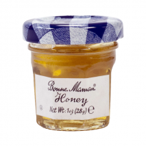 60 x Mini Jars – Bonne Maman Honey 30g (CTN)