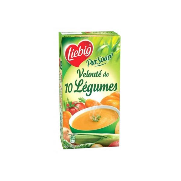 Liebig 10 vegetables product image