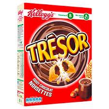 Tresor Chocolate and Hazelnut