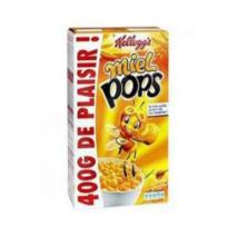 (COMING LATE 2020) Kellogg's Miel Pop's 400g