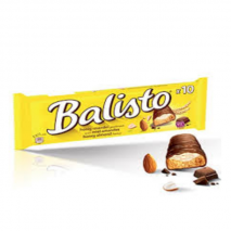 (COMING MID AUGUST 2020) Balisto Almond and Honey x10 185g