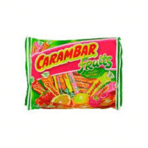 (COMING FEB 2021) Carambar Fruits 130g
