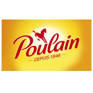 poulain logo