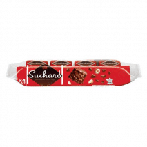 5 x Suchard Rocher Milk Chocolate 4 x 35g
