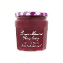 Bonne Maman INTENSE Raspberry Spread 235g