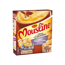 Mousline Dehydrated Mashed Potatoes 375g (3 x 4pax)