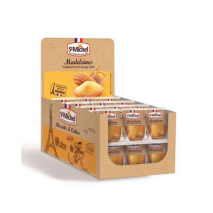 (COMING MID AUGUST 2020) St Michel Individual Madeleines 24 x 25g