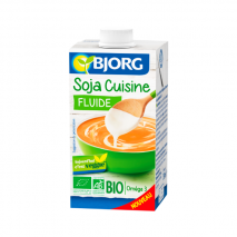 (COMING LATE DECEMBER 2020) Bjorg Soja Cuisine 250ml