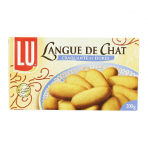 (COMING LATE 2020) Langues de Chat 200g