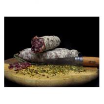 Deliss HERBS de PROVENCE Saucisson Sec 100g – 200g (1 or 3 Pack)