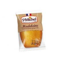 20 x St Michel Individual Madeleine 25g