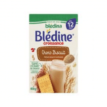 (COMING MID AUGUST 2020) Bledina Croissance Choco / Biscuits (from 12 months old) 400g