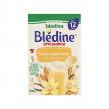 (COMING LATE 2020) Bledina Croissance Vanilla (from 12 months old) 400g