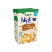Bledina Junior Choc Chip Brioche flavor (from 15 months old) 400g
