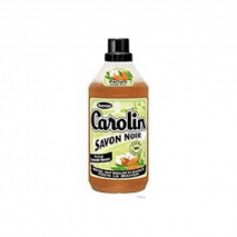 (COMING MID AUGUST 2020) Carolin Savon Noir Almond 1L