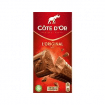 (COMING MID AUGUST 2020) Cote d'Or Extra Fin Milk Chocolate Tab 200g