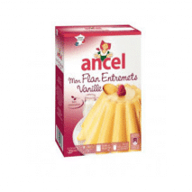 (COMING MID OCTOBER 2020) Ancel Vanilla Flan 180g