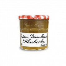 (COMING MID AUGUST 2020) Bonne Maman Rhubarb Jam 370g
