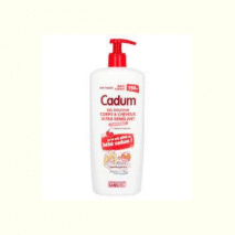 Cadum Strawberry Shower Gel Hair and Body For Toddler Maxi Format 750ml