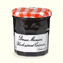 Bonne Maman Blackcurrant Preserves 370g