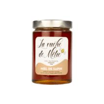 La Ruche De Melie Miel De Sapin (Fir Honey) 450g