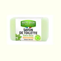 Savon De Provence Honeysuckle (Chevrefeuille) Bar Soap 100g