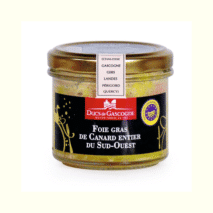 Ducs De Gascogne Whole Duck Foie Gras 90g