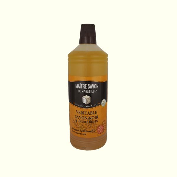 Veritable Savon Noir with Linseed Oil 1L