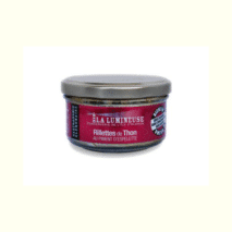 La Lumineuse Rillettes of Tuna with Piment d'Espelette 120g