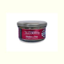 La Lumineuse Rillettes of Tuna with Piment d'Espelette 120g