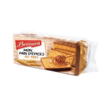 (COMING MID DECEMBER 2020) Brossard Gingerbread Honey (Pain D'Epices) 350g