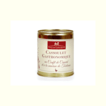 Ducs De Gascogne Cassoulet with Duck Confit and Sausage from Toulouse 820g