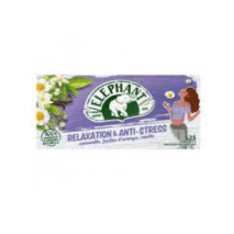 Elephant Relaxation and Anti-Stress Infusion 25bags 39g