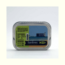 D&O Sardines in Organic Olive Oil 115g