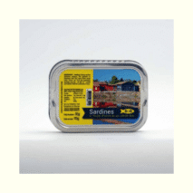D&O Sardines in Organic Olive Oil and Lemon 115g