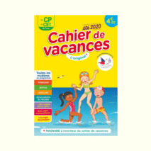 Magnard Cahier de Vacances CP to CE1
